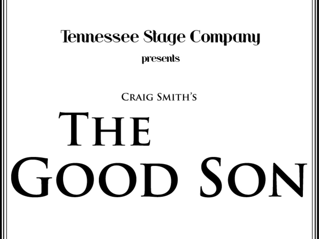 Tennessee Stage Company's annual New Play Festival's video poster