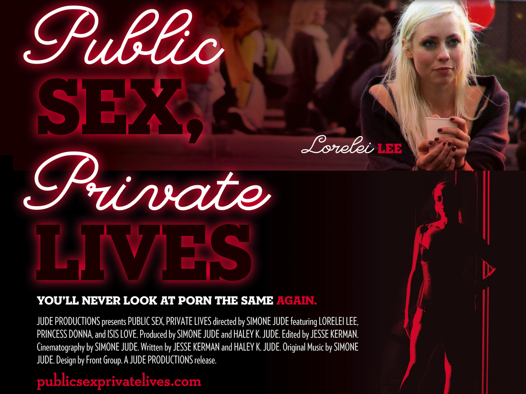 Public Sex, Private Lives: A Documentary on Porn Performers's video poster