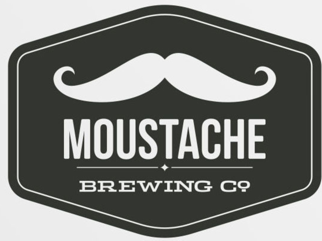 Moustache Brewing Co.- We're growing a moustache!'s video poster