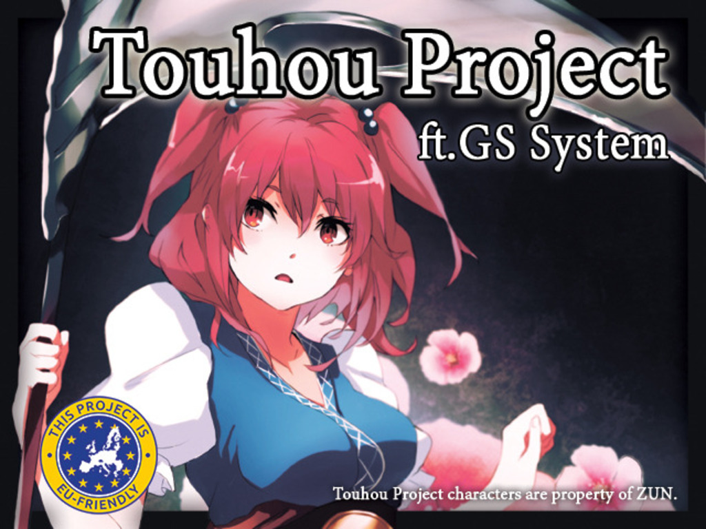 Touhou Project ft. GS System (Canceled)'s video poster