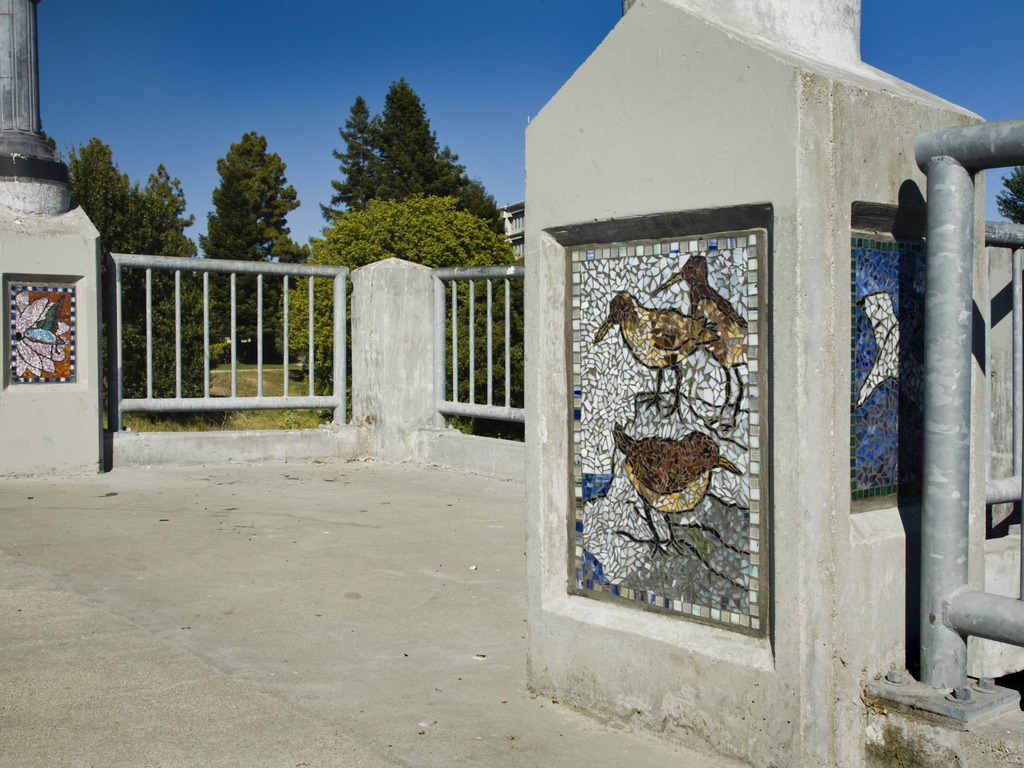 Santa Cruz Bridge Mosaics's video poster