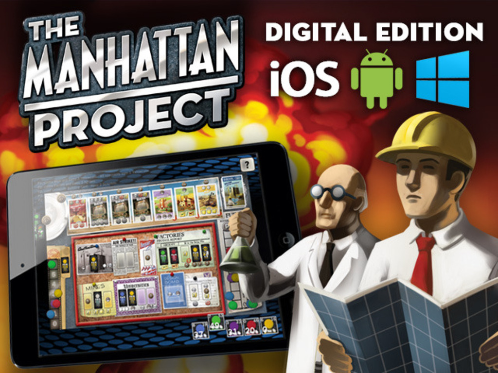 The Manhattan Project - Digital Edition's video poster