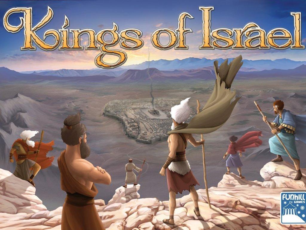 Kings of Israel Board Game's video poster
