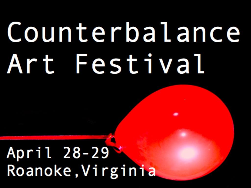 COUNTERBALANCE FESTIVAL's video poster