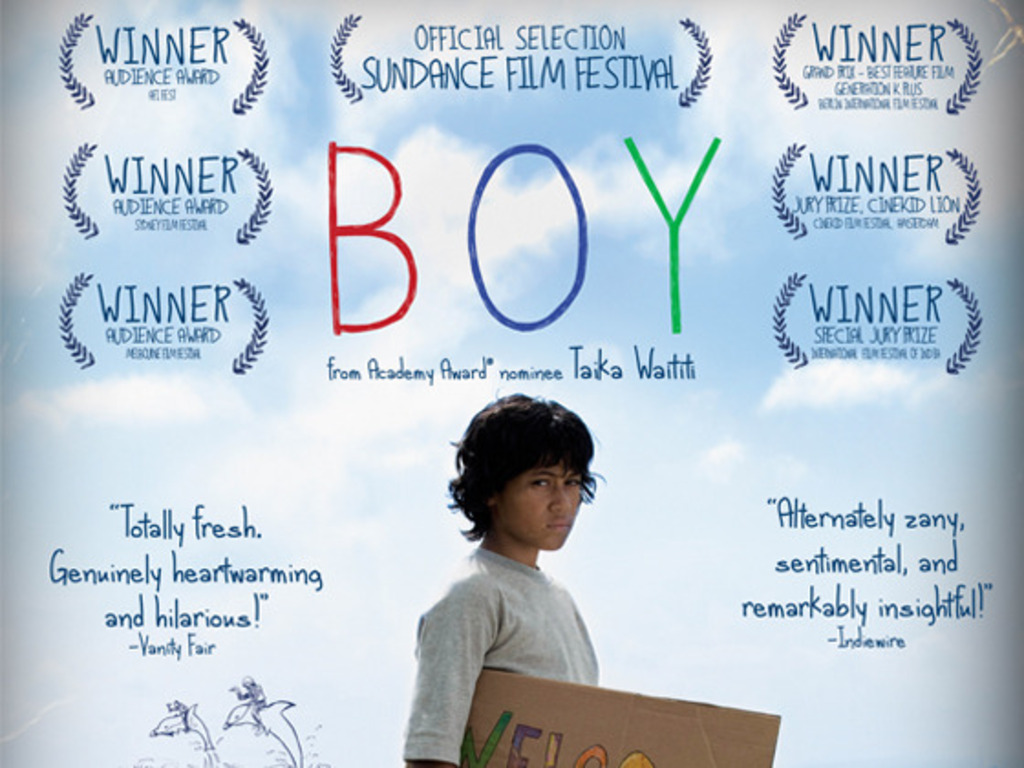 BOY: the American release!'s video poster