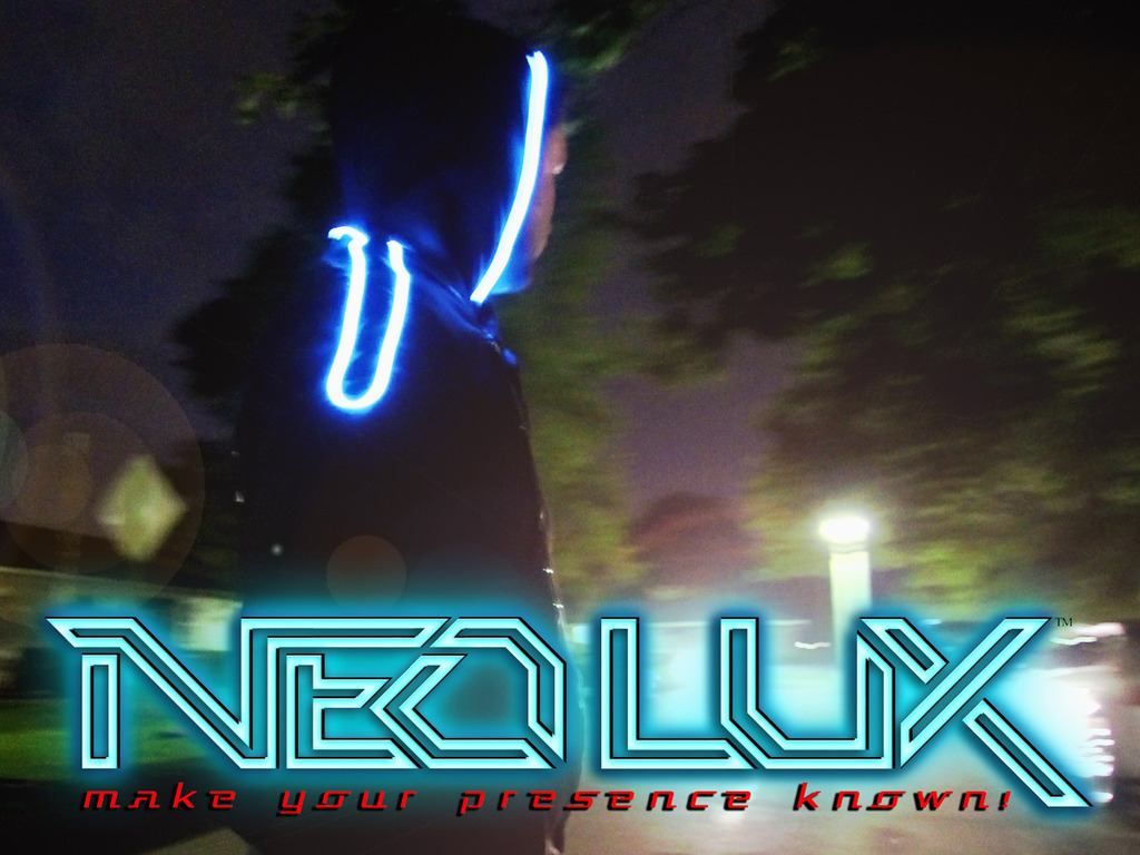 Neo Lux Illuminated Jackets (Re-Launch)'s video poster