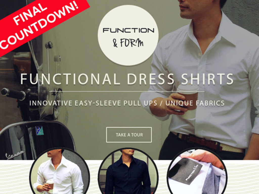+Add Functionality to your Dress Shirts's video poster