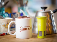 Coffee Gourmet: The Superior Coffee Drinking Experience