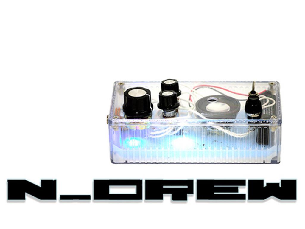Noizical Instruments/Ambient Light Sculptures/Wearable Art's video poster
