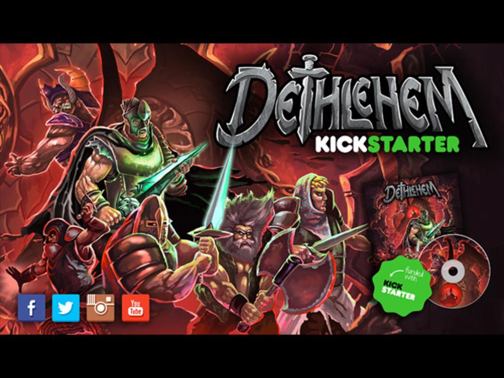 Dethlehem's Third Full-Length Album's video poster