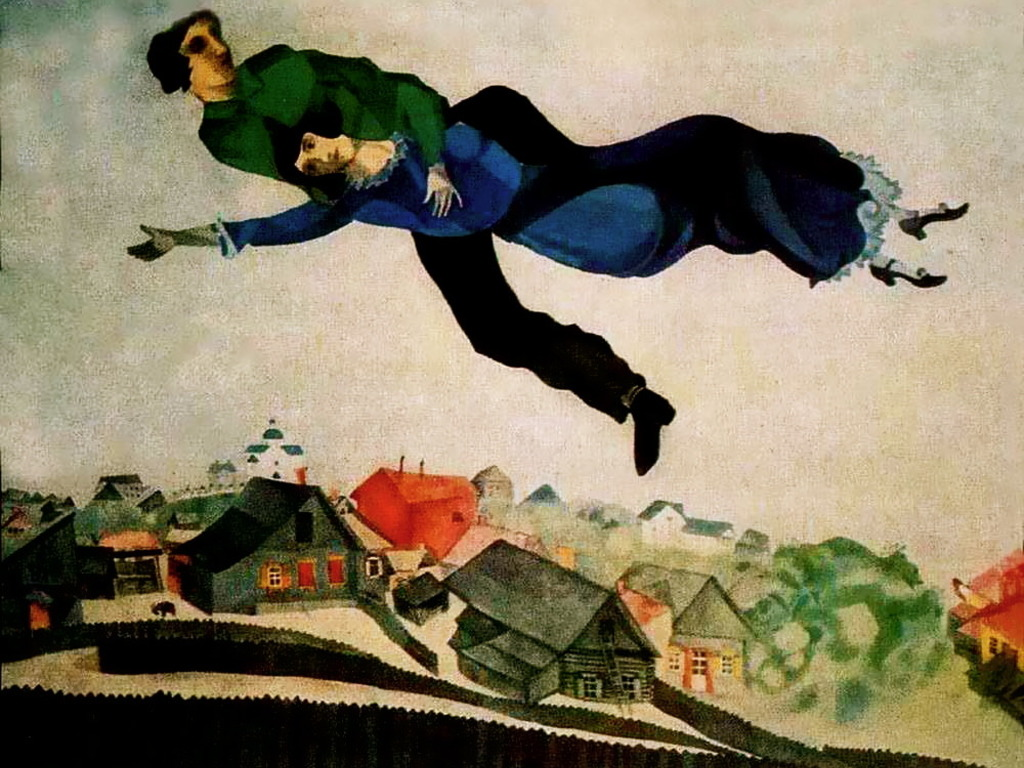 Chagall's Forgotten American Exile's video poster