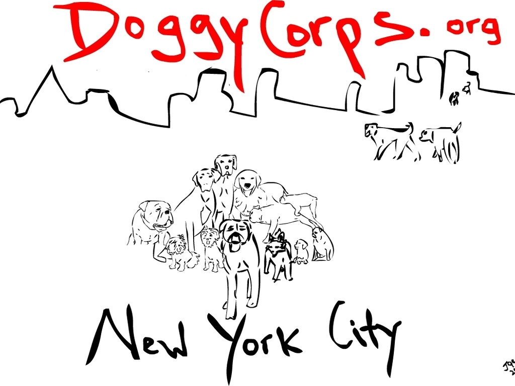 DoggyCorps.org NYC's video poster