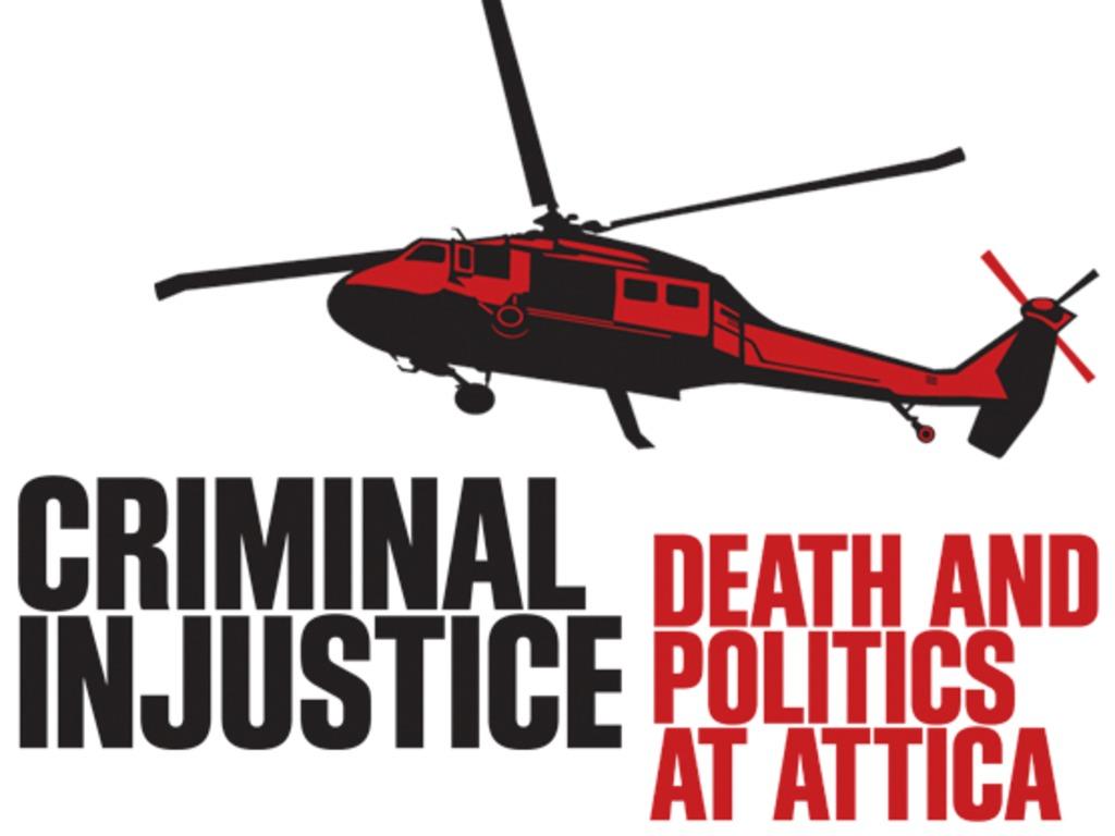 Criminal Injustice: Death and Politics at Attica's video poster