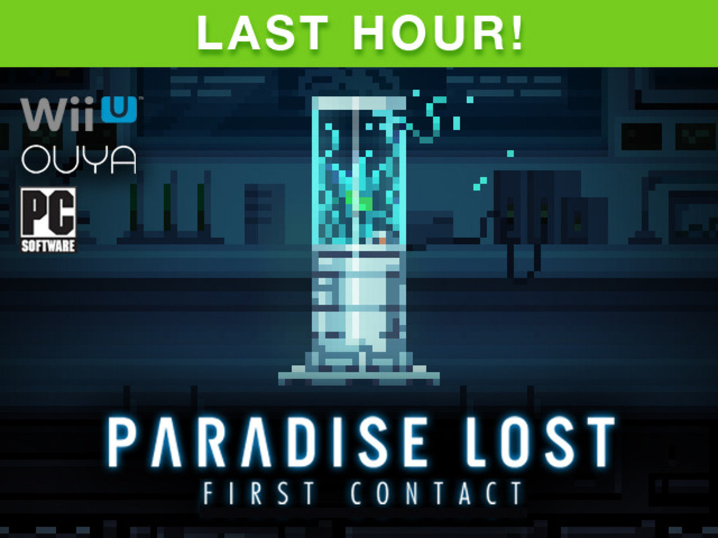Paradise Lost: First Contact's video poster