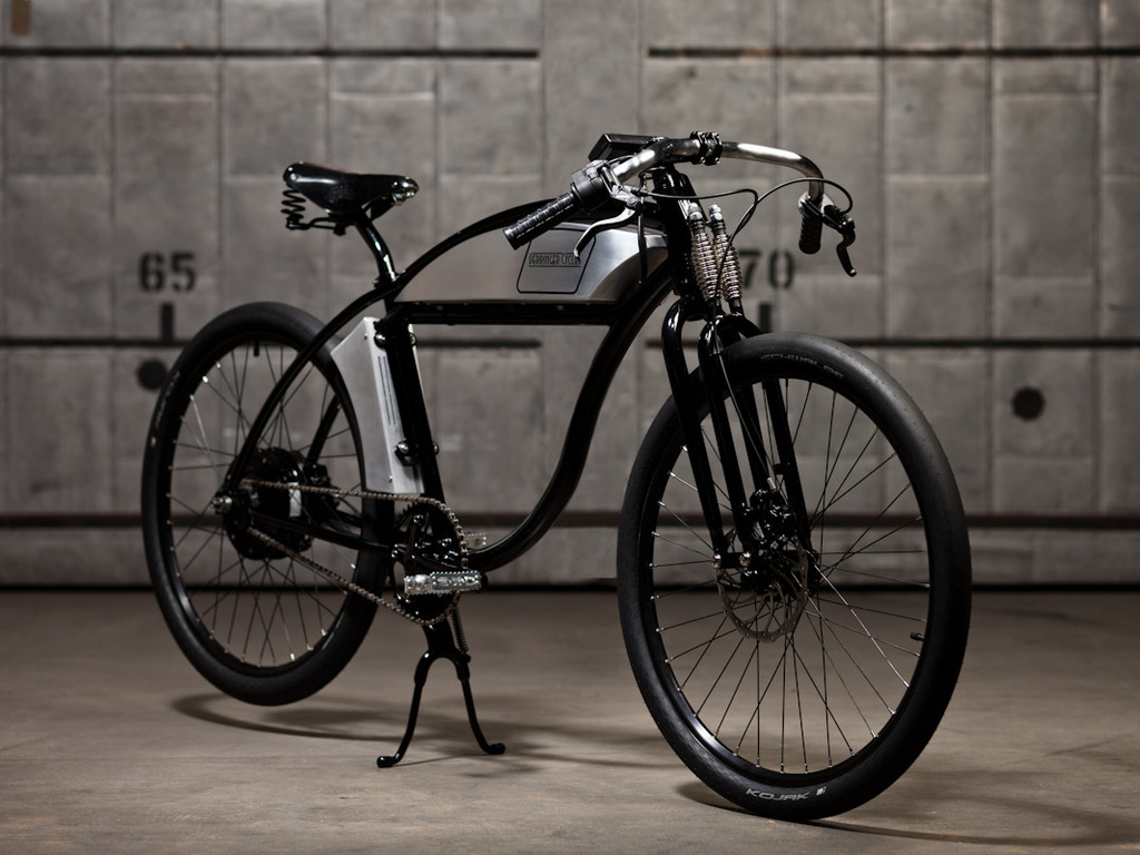 The Derringer Electric Bike's video poster