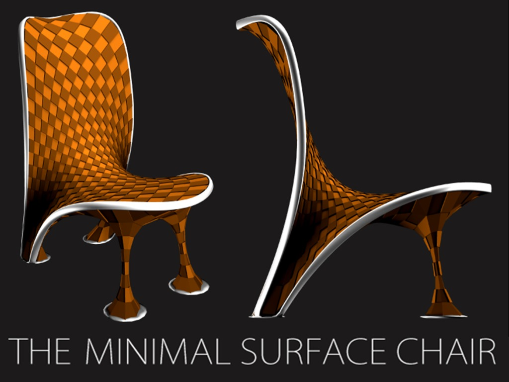 The Minimal Surface Chair (Canceled)'s video poster