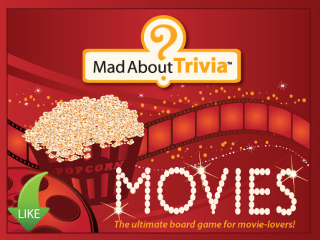 Mad About Trivia™ MOVIES Edition, Board Game's video poster