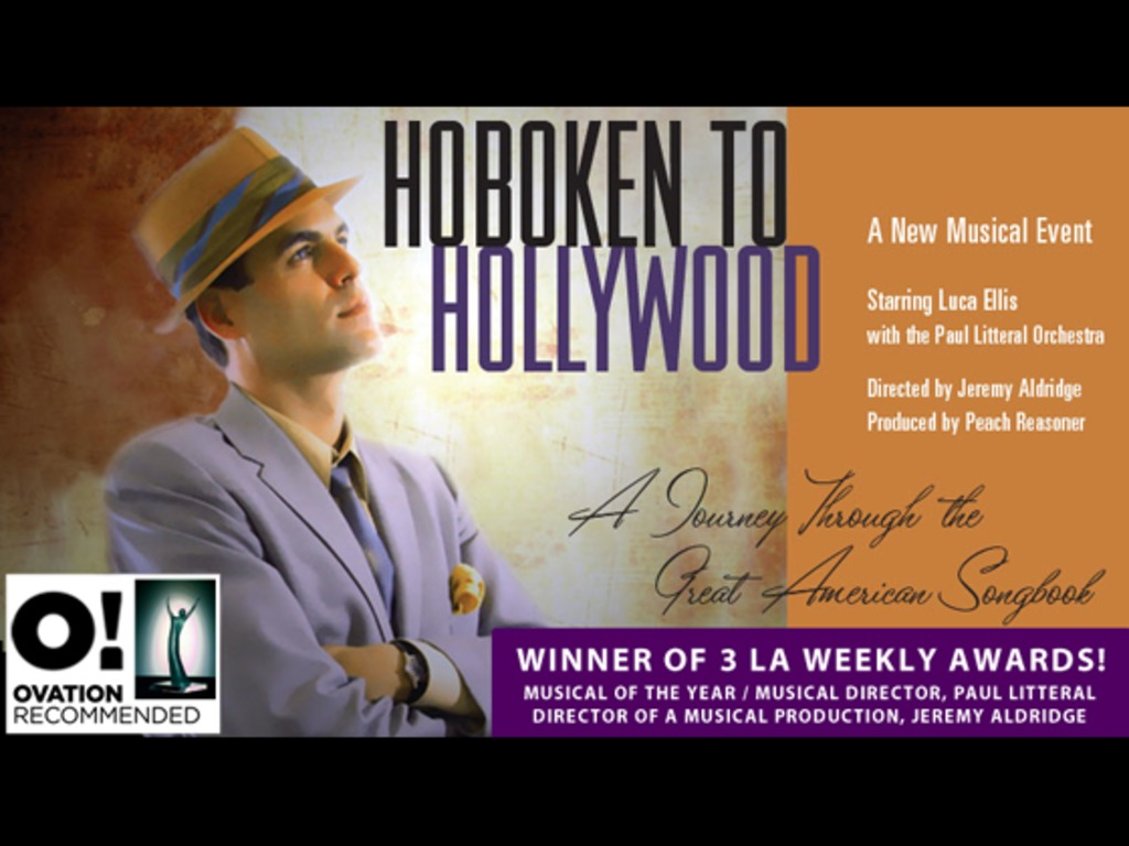 HOBOKEN TO HOLLYWOOD's video poster