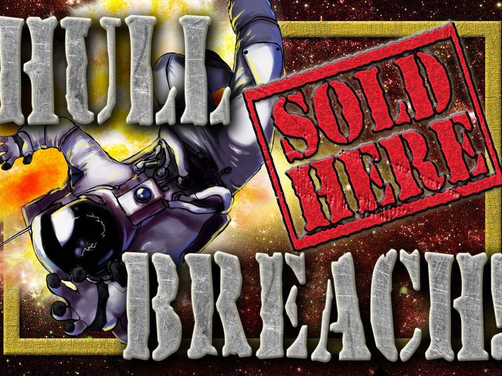 HULL BREACH!(C), The Collectable Card Game.'s video poster