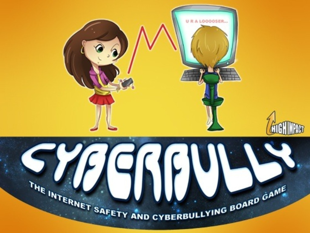 The Cyberbully Board Game's video poster
