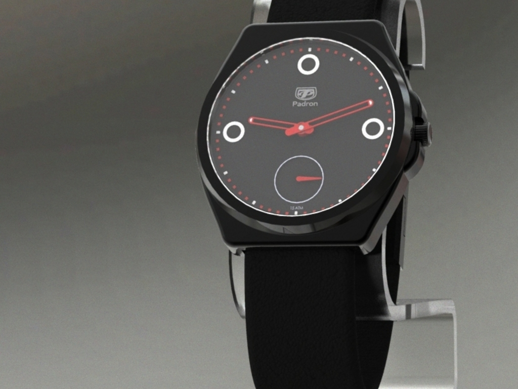 Vuelta: A Modern Mechanical Timepiece's video poster