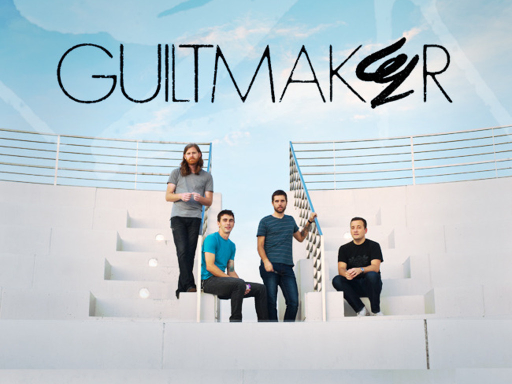 Guiltmaker: New EP Record's video poster