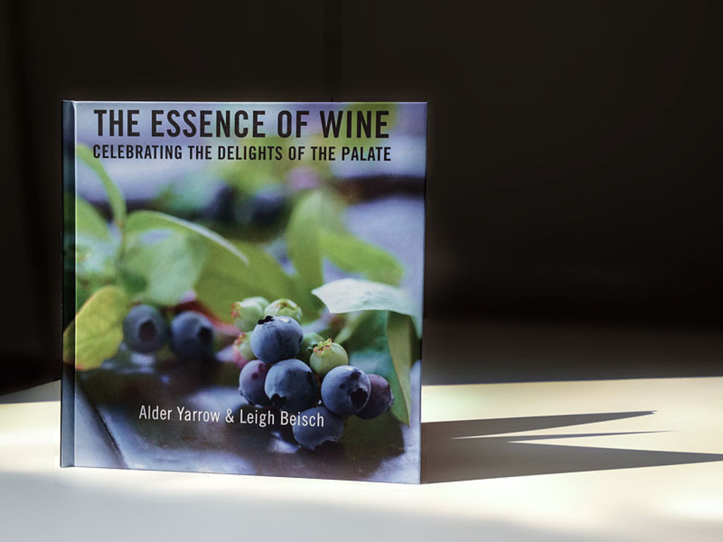 The Essence of Wine Book Project's video poster