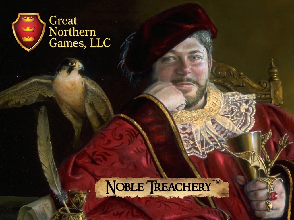 Noble Treachery's video poster