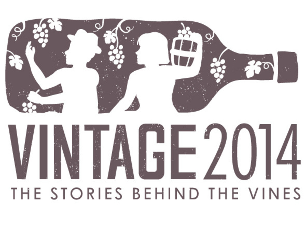 VINTAGE 2014 : the stories behind the vines's video poster