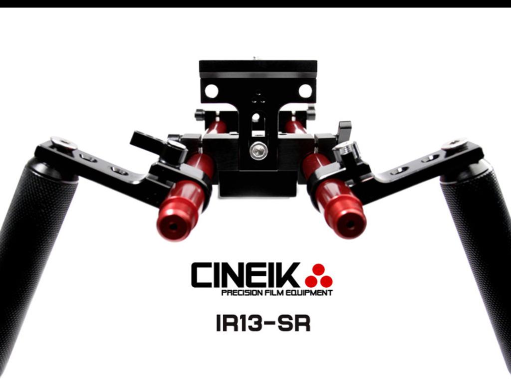 CINEIK IR13 DSLR / Camera Rail & Shoulder Support System's video poster