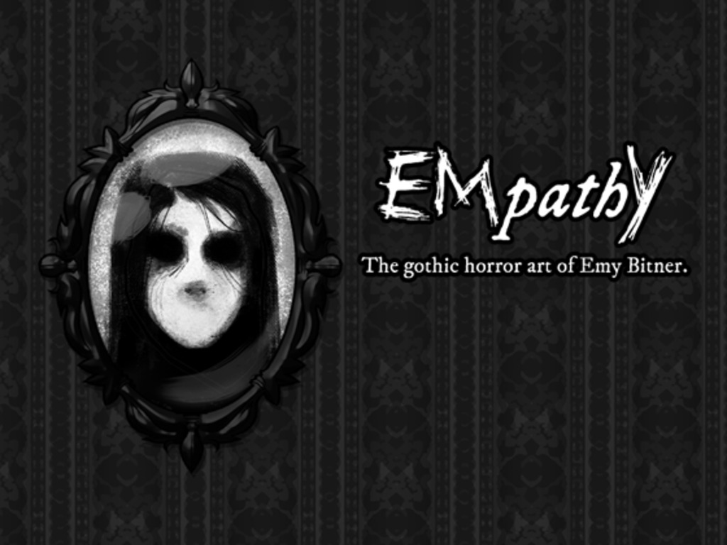 EMpathY: The Gothic Horror Art of Emy Bitner's video poster