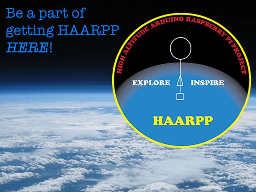 High-Altitude Arduino/Raspberry Pi Project (HAARPP)'s video poster