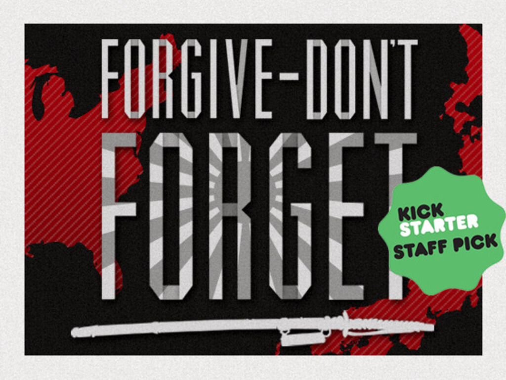 Forgive-Don't Forget's video poster