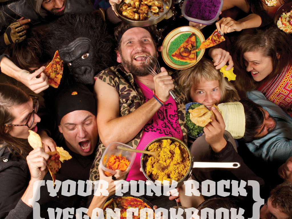 This Ain't No Picnic: Your Punk Rock Vegan Cookbook's video poster