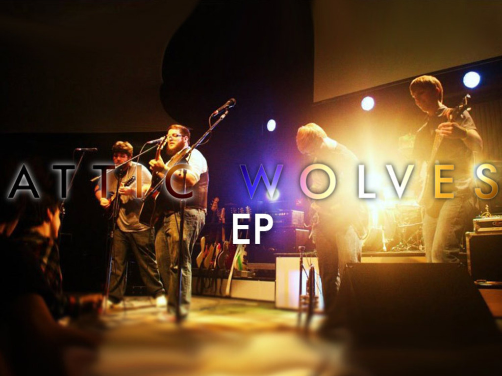 Attic Wolves EP's video poster