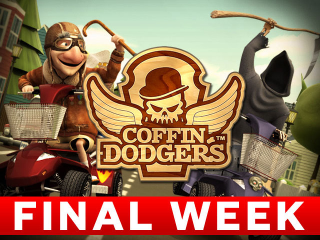 Coffin Dodgers's video poster