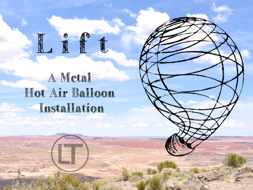 Lift: A Metal Sculpture and an Epic Voyage's video poster
