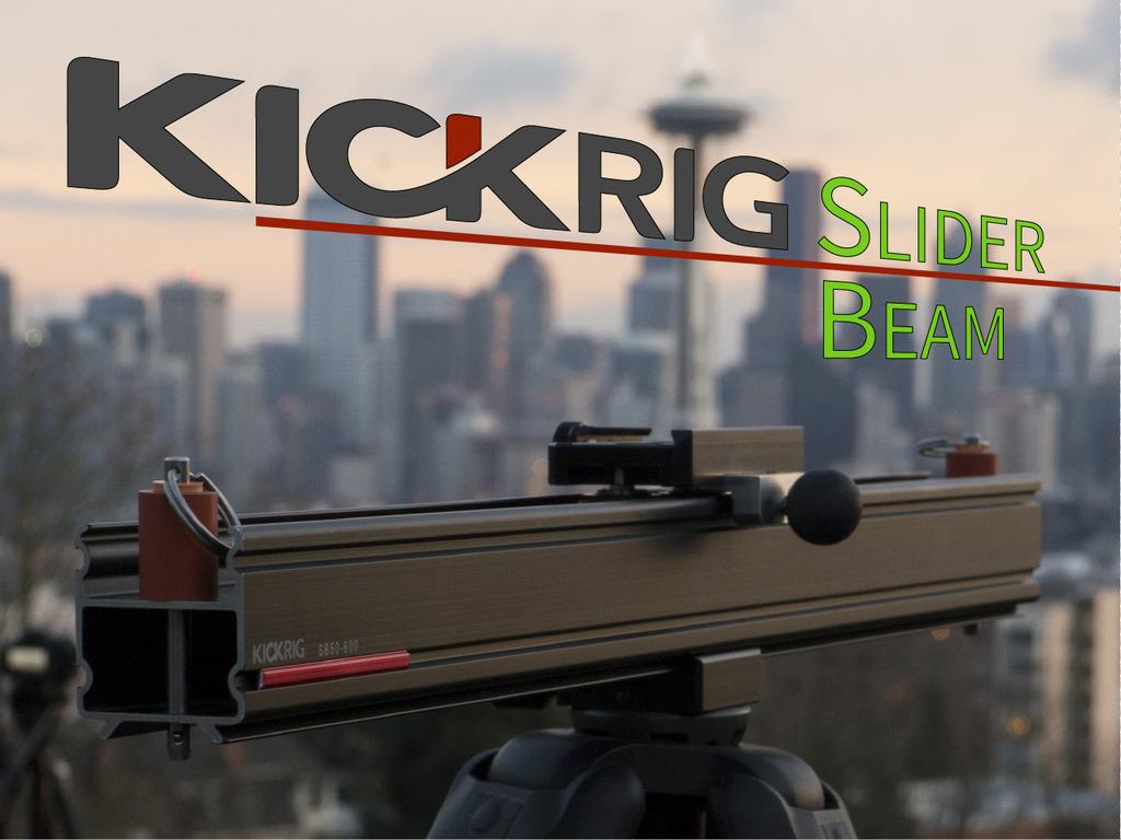 KICKRIG SLIDER BEAM's video poster