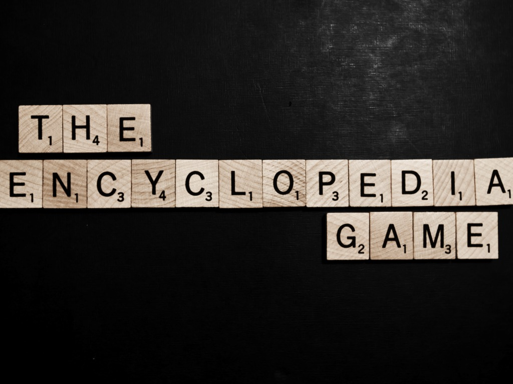 The Encyclopedia Game:  A Quirky Film On Wikipedia Vandalism's video poster