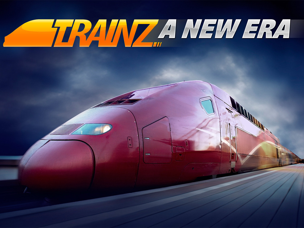 Trainz Simulator: A New Era - Create, Drive, Operate, Share's video poster