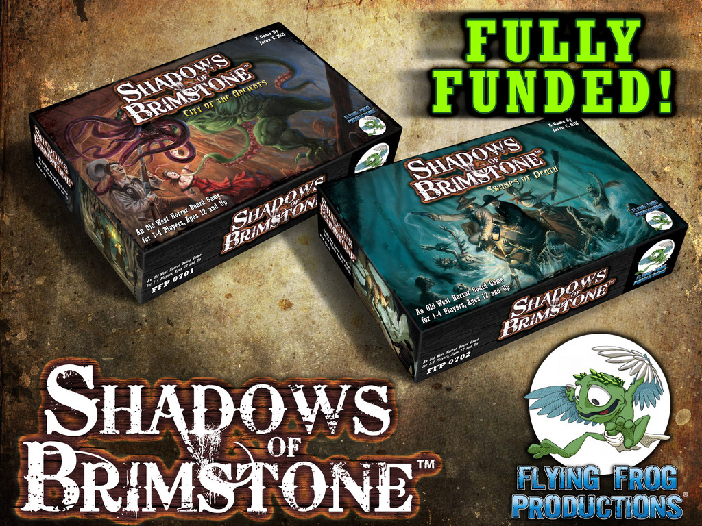 Shadows of Brimstone's video poster