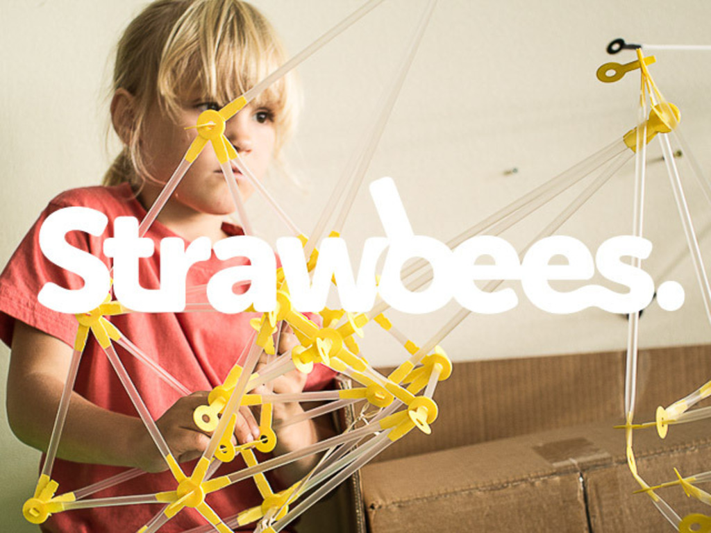 STRAWBEES - dream BIG, build BIGGER!'s video poster