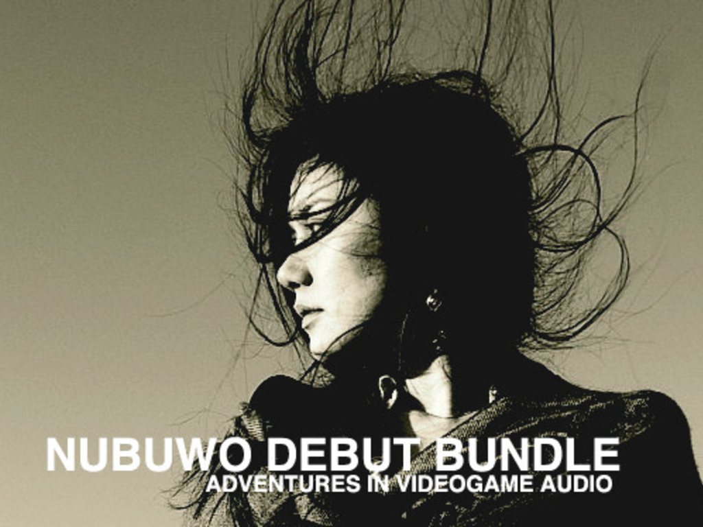 Nubuwo Debut Bundle: adventures in videogame audio's video poster