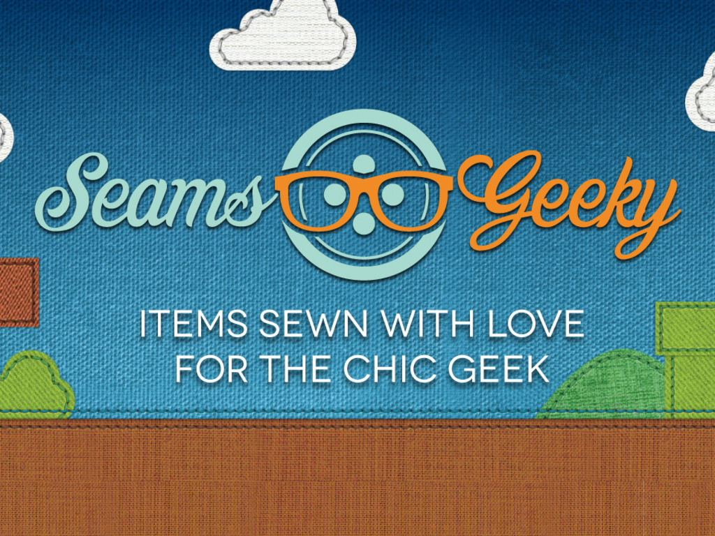 Seams Geeky | Items Sewn with Love for the Chic Geek's video poster