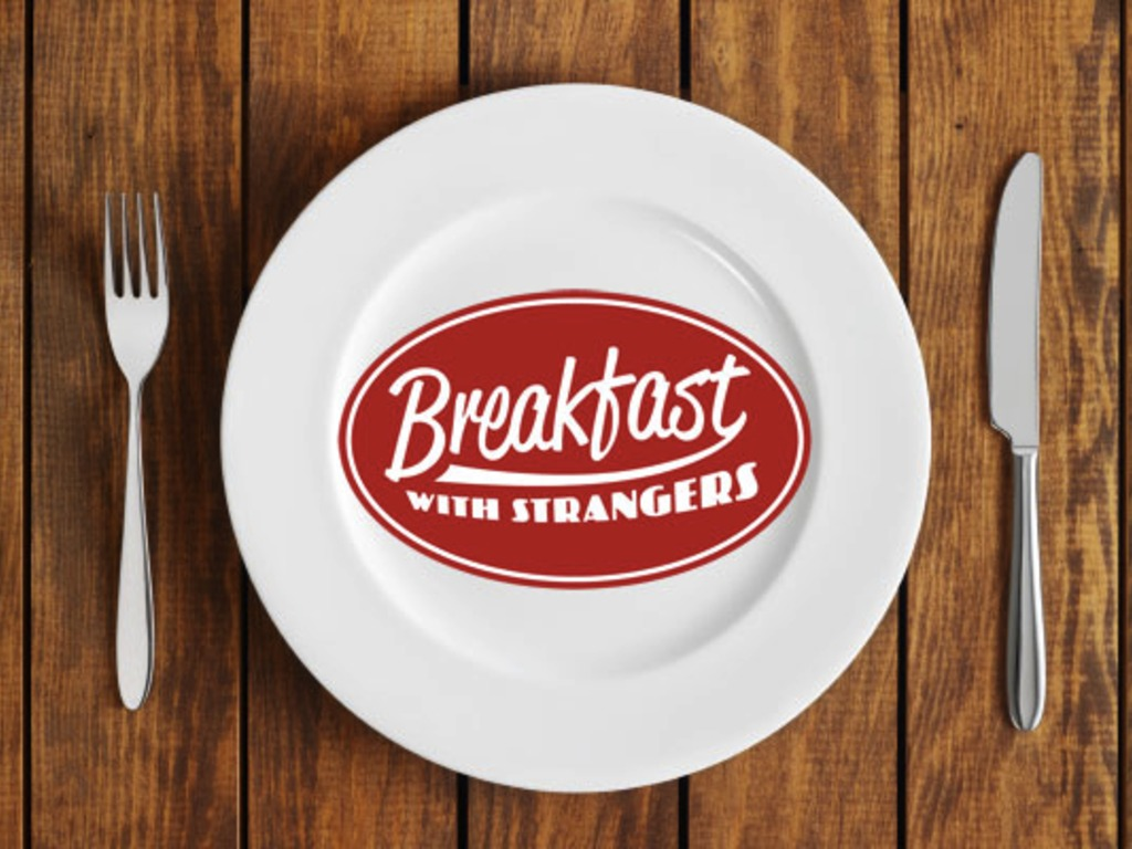 Breakfast with Strangers: 50 Meals Across America's video poster
