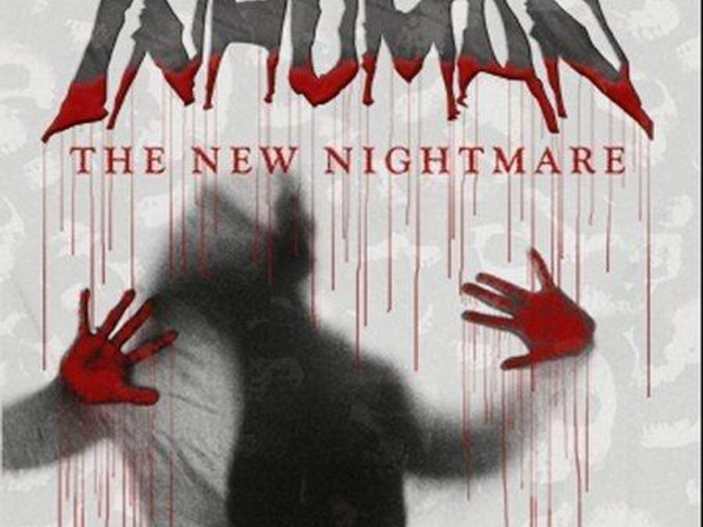 Inhuman - The New Nightmare LP on Vinyl's video poster