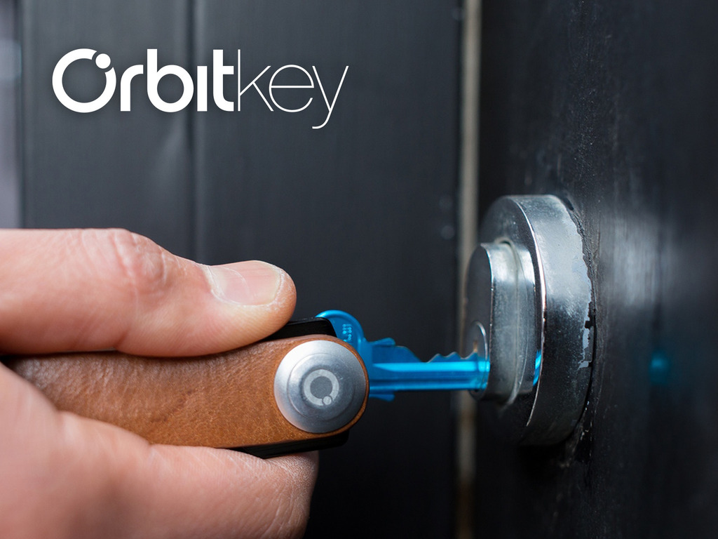 Orbitkey - The Elegant and Practical Way to Carry Your Keys's video poster
