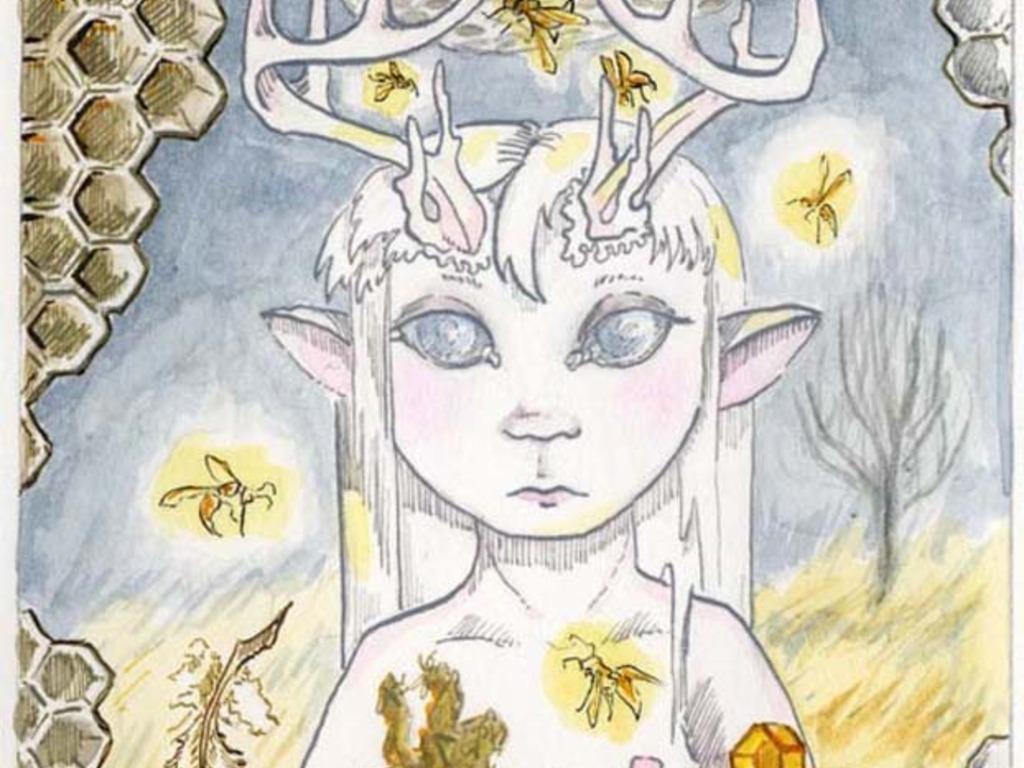 Stolen Child Tarot, A Limited Edition Major Arcana Deck's video poster