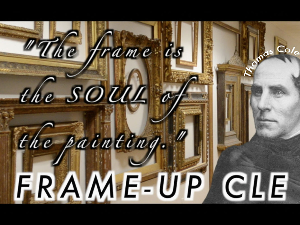 Frame-Up CLE's video poster