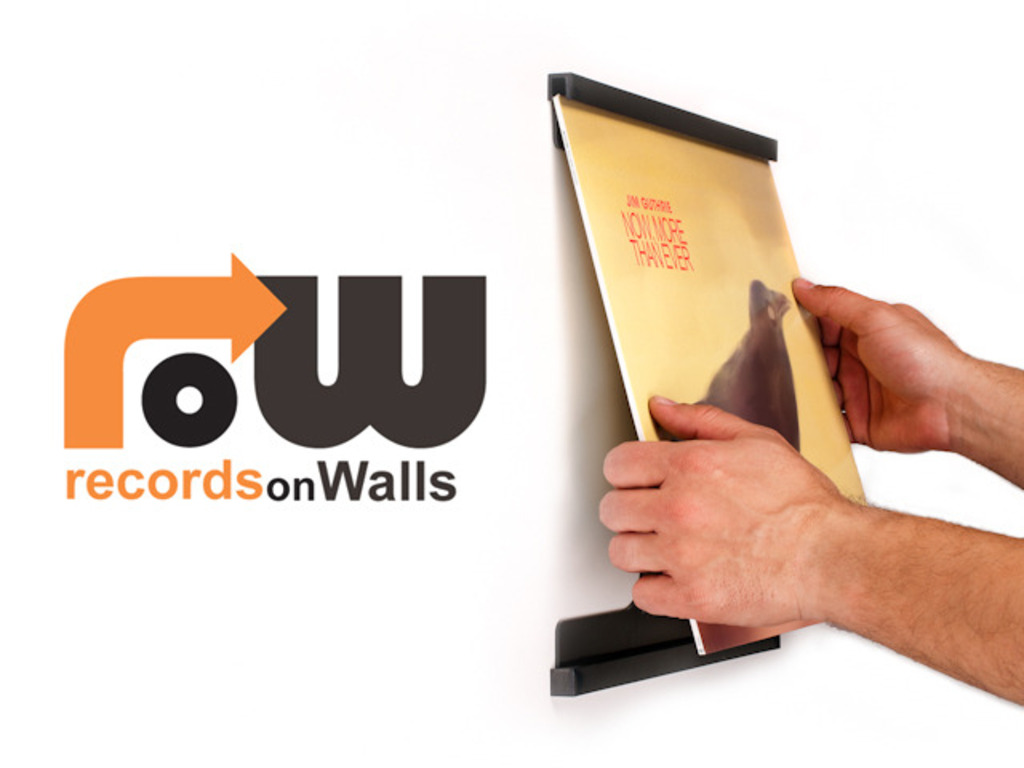 RecordsOnWalls: Vinyl Record Frames's video poster